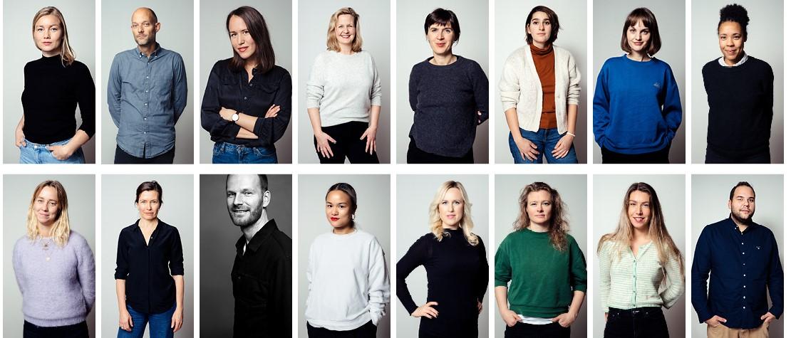 Talent Norge | Godt i gang med utviklingsarbeidet i Filmskapere